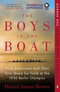 "Adult Book Group Reads ""The Boys in the Boat"" for August 4th or 9th, 2017"