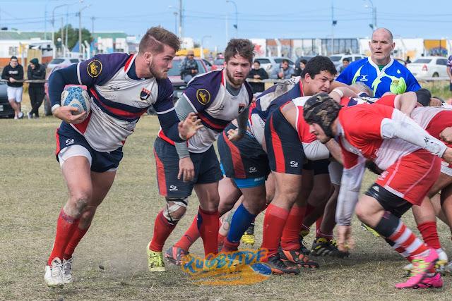 """""""Sentimos la responsabilidad inmensa de seguir trabajando para que todo nuestro rugby crezca"""""""