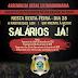 Sindasp-RN convoca Agentes Penitenciários para Assembleia Geral Extraordinária