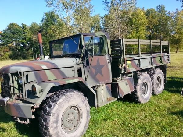 Military M35A2 Deuce – $5200 (Milan) – Groosh's Garage