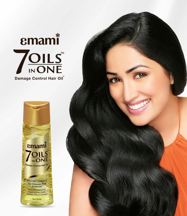 Emami smells growth in light hair oil segment,  launches Emami 7 Oils in One damage control hair oil  with Yami Gautam