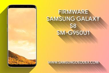 FIRMWARE SAMSUNG G950U1
