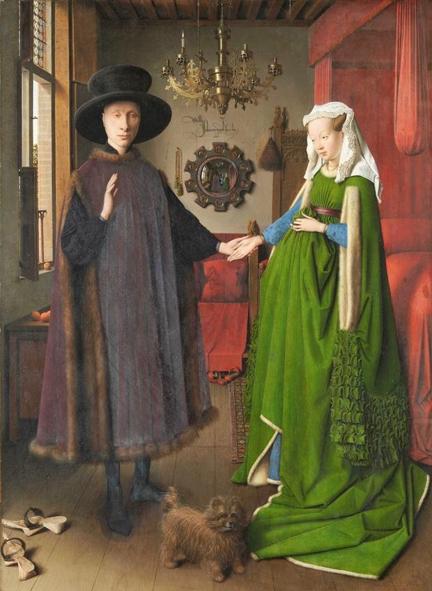 Van Eyck - Casal Arnolfini