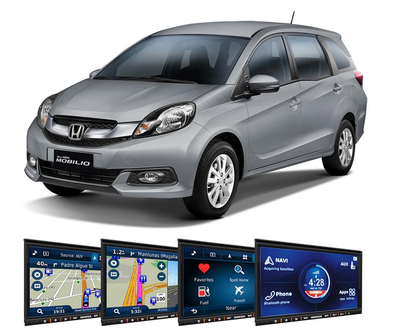 Honda Mobilio 1.5 V Navi CVT Limited Edition