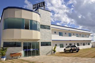 Hotéis em Cristalina - Hotel Topázio