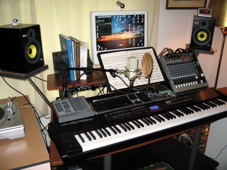 The Next Sound You Hear Studio Ergonomics
