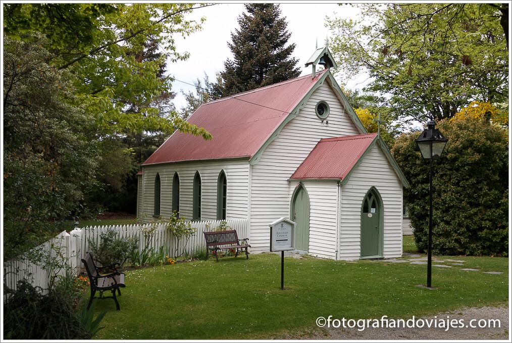 Iglesia de Arrowtown