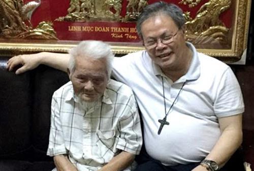 Cáo phó: Ông cố Laurensô, thân phụ Đức Tổng Giám Mục Giuse Nguyễn Chí Linh