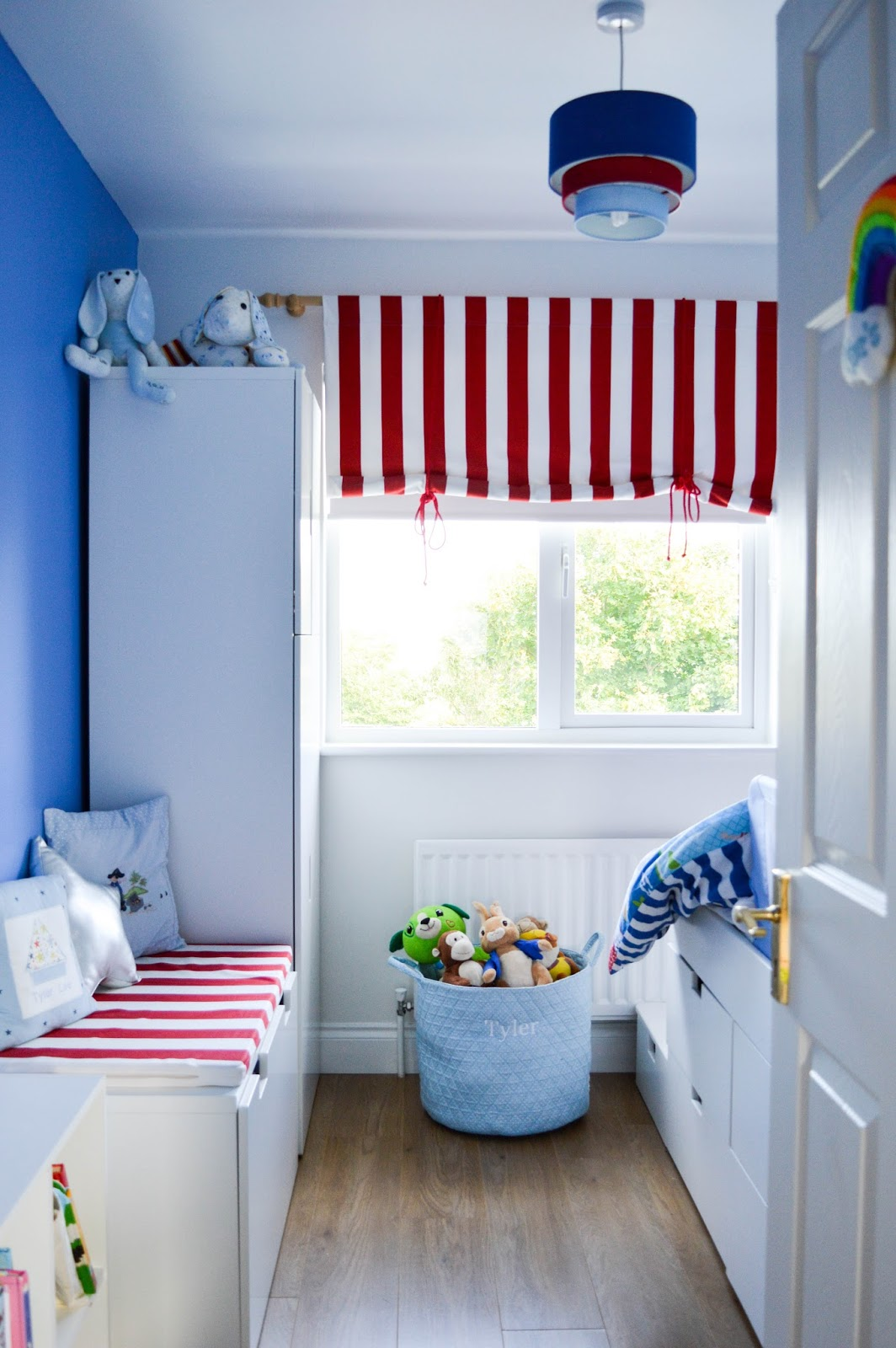 Clever Ways To Maximise Space in Kids Bedrooms ♥
