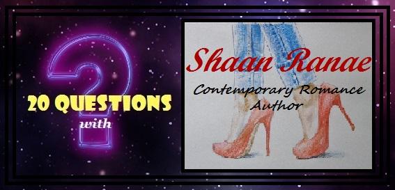 [20 Questions] SHAAN RANAE @Shaan_Ranae