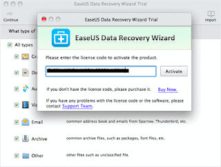 Easeus Data Recovery Wizard 9 Full Version with Crack| Tech Crome