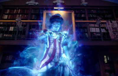 Gertrude Aldridge Ghostbusters 2016 S.O.S Fantômes