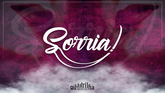 "Quadrilha Intelectual lança o single ""Sorria!"" com part. de Elaine Dorea"