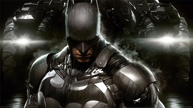 Iron Studios Batman Arkham Knight