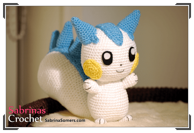 Pachirisu-amigurumi-sabrina´s-crochet