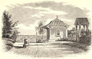 Südeingang, 1873