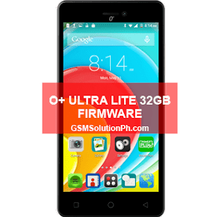 Oplus O+ Ultra Lite 32GB Firmware ROM