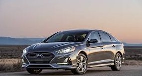2018 Hyundai Sonata Refreshed And Release Date
