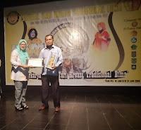 <b>SMPN-4 Bolo Sabet Juara II Festival Tari Kreasi Tradisional Antar Pelajar</b>