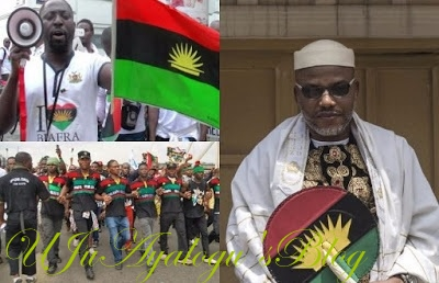 Orji Kalu is a liar, mentally unstable, Nnmadi Kanu never escaped to the UK -IPOB