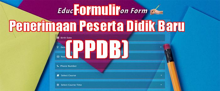 Formulir PPDB SD