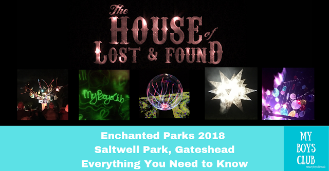 Enchanted Parks 2018 in Saltwell Park, NewcastleGateshead - Everything You Need to Know