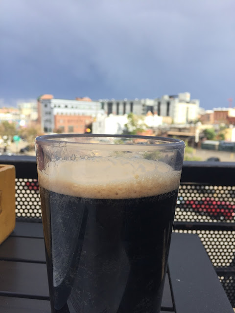 The view at Viewhouse, Denver