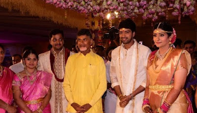 CM Chandrababu Naidu graced the occasion