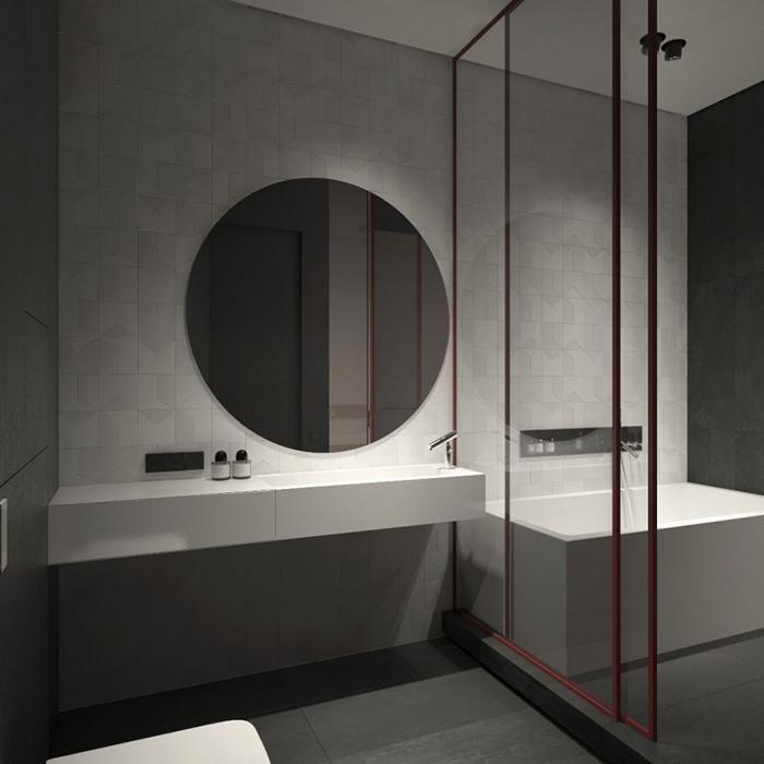 Thiết kế nội thất chung cư 60m2 cho vợ chồng trẻ- 10