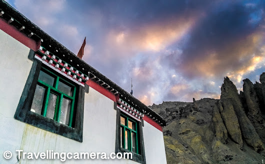 Eay-ma-ho home stay - A decent place to stay in Dhankar village of Spiti Valley