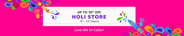 Holi Special Sale