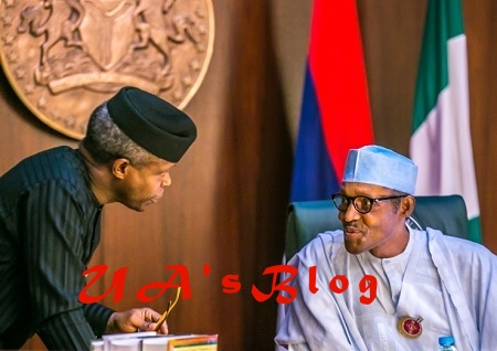THE UNTOLD: How Buhari Hatched Secret 'Coup' Against Oyegun; The Fight Back By Anti-Tinubu Men At APC NEC; How Osinbajo's Technical Knockout That Silenced Them