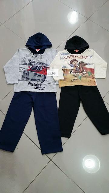 Atacado moda infantil Santa Catarina