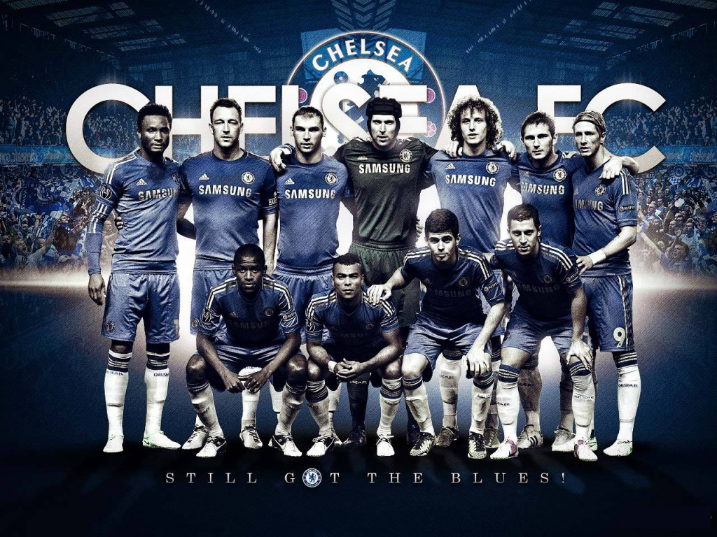 Chelsea FC 2013 Wallpapers HD
