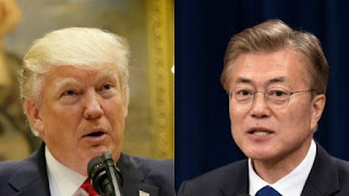 moon-trump-agree-on-n-korea