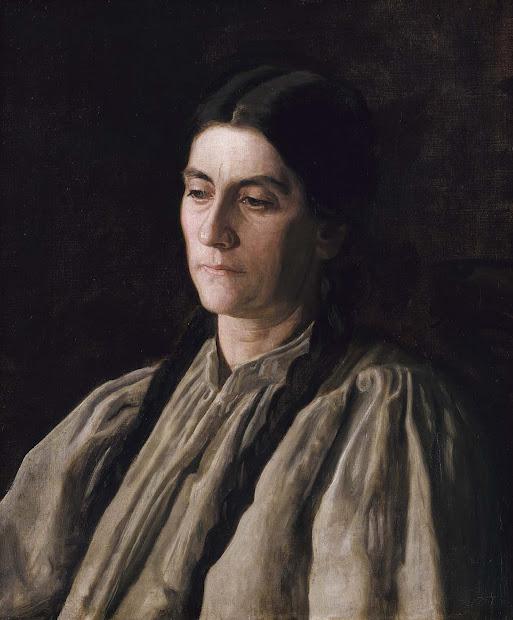 Artist Thomas Eakins Portrait
