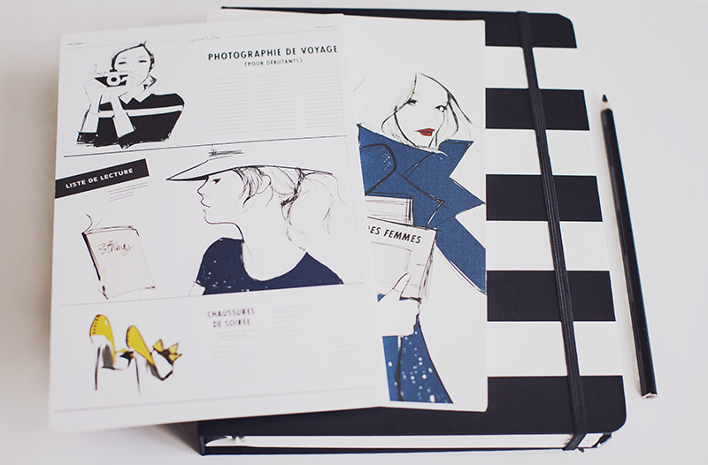 Rifle Paper Garance Dore On The Go Notebook Set