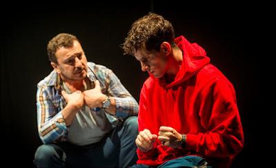 Álex Villazán en el Teatro Marquina