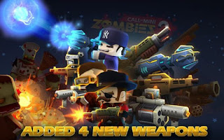 Call of Mini™ Zombies 2 v2.1.3 Mod Apk (Unlimited Crystal)