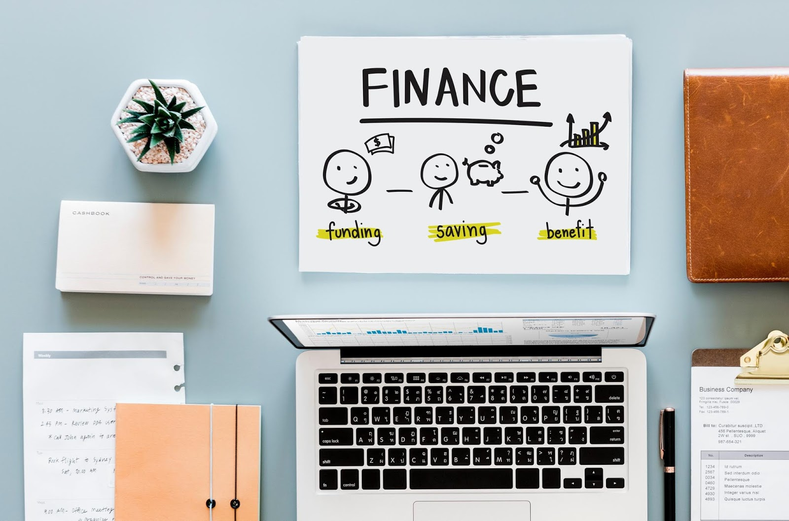 8 Temas A Revisar En Tus Finanzas Personales