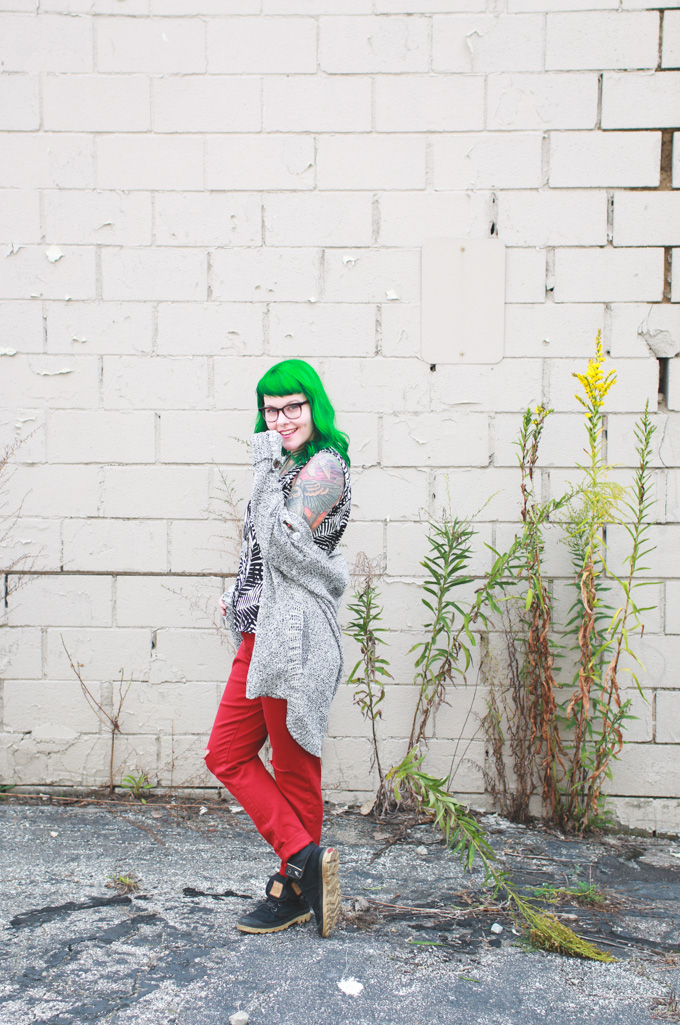 cleveland fashion blog, cleveland blogger, wiw, ootd, the dainty squid