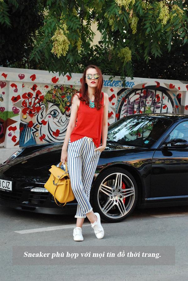 Những lý do giày tăng chiều cao nữ trở thành đôi giày 'quyền năng' nhất 20116