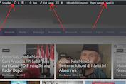 Cara Menghilangkan Toolbar Admin pada Wordpress
