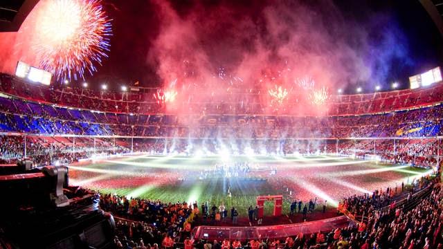 6dc7d6233 Camp Nou Stadium Gallery - Barcelona City Travel - Barcelona Trip Advisor And  Tips - Guide