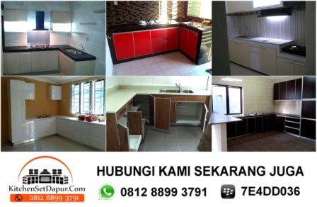 bikin kitchen set daerah cimanggu, bogor, atang sanjaya