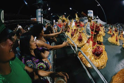 Camarote Bar Brahma promove Carnaval cultural