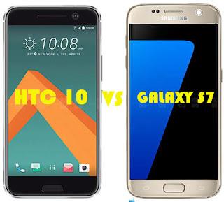 banyak sekali pesaingnya tentu juga muncul kepermukaan menyerupai HTC  Nih Perbedaan HTC 10 VS Samsung Galaxy S7