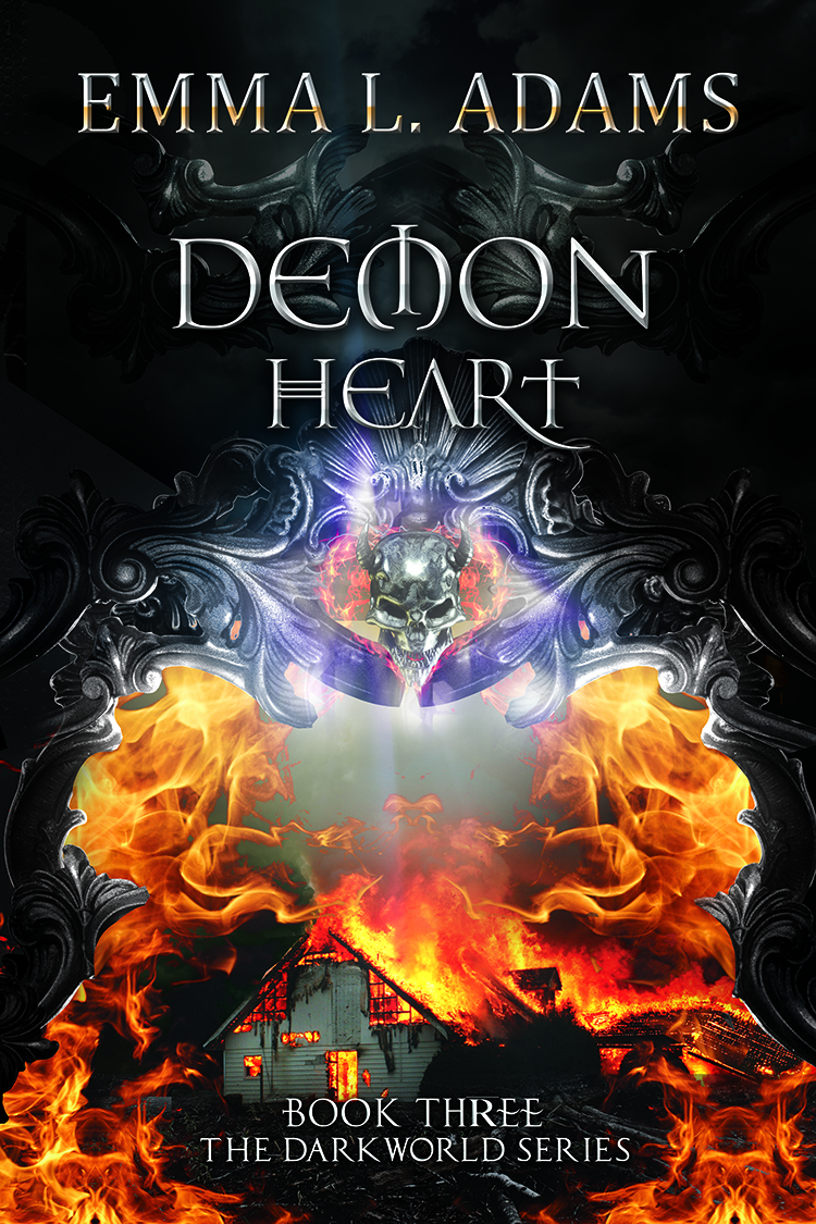The Warrior Muse: Demon Heart & Links