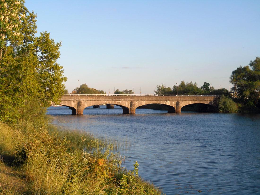 Il fiume Helgeå