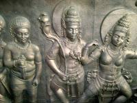 Sejarah pembuatan patung relief